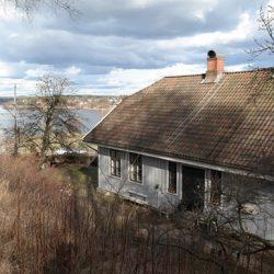 Utsikt over Glengshølen