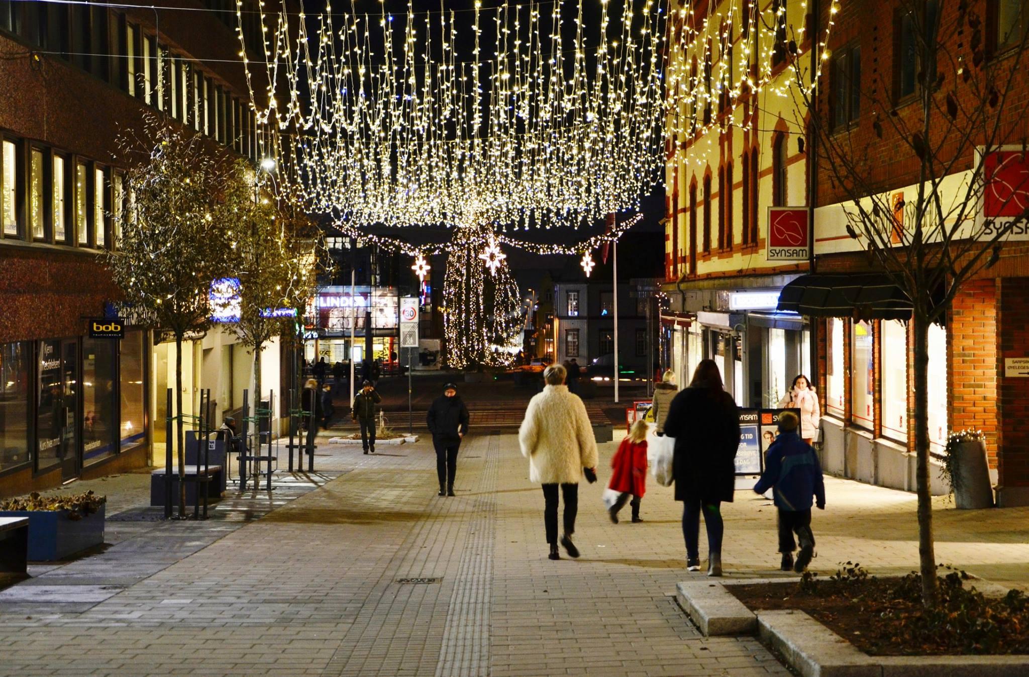 jul lys gate